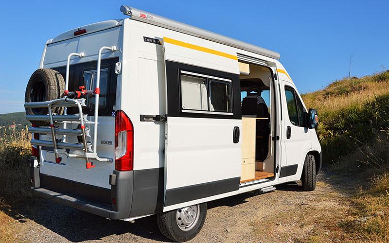 Furgoneta-camper-galicia-T5-comfortvan-stock